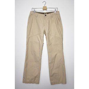 FILSON Safari Cloth Mid-Rise Khaki Pants 8